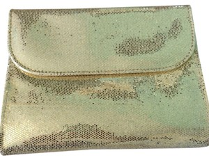 bareMinerals Gold Clutch
