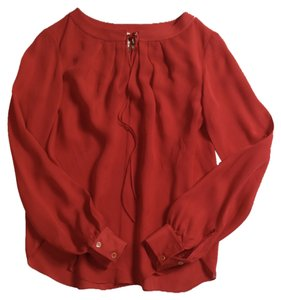 Haute Hippie Night Out Date Night Top Red
