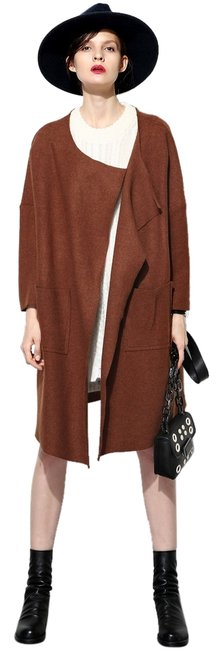 Preload https://item3.tradesy.com/images/camel-wool-matching-pocket-coat-size-4-s-10492357-0-1.jpg?width=400&height=650