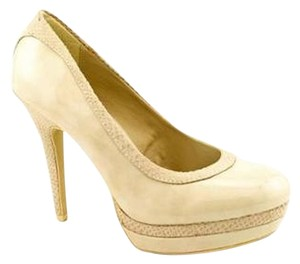 Other Baby Phat Platform Beige Pumps