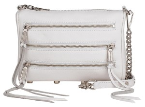 Rebecca Minkoff Mini 5 Zip 5 Zip Cross Body Bag