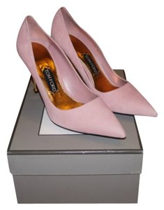 Tom Ford Pink, gold, Pumps