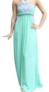 Mint Maxi Dress by Francesca's