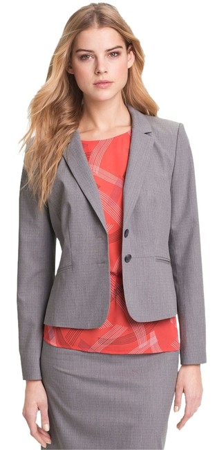 Preload https://img-static.tradesy.com/item/1049279/halogen-gray-tonal-texture-skirt-suit-size-2-xs-0-0-650-650.jpg