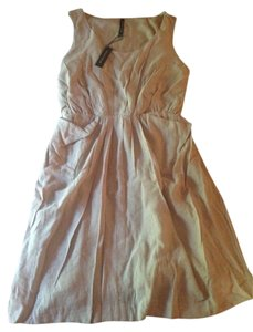 Walter Baker short dress Beige on Tradesy