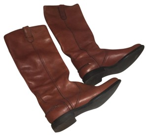 Madewell English saddle Boots