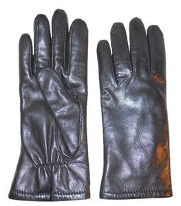 Preston & York Size M leather gloves