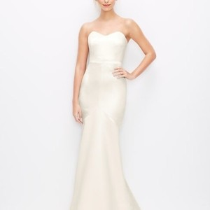 Ann Taylor Mermaid Style Wedding Dress