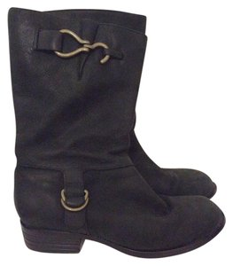 Cole Haan Tantivy Black Boots