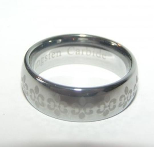 Grey Bogo Free Tungsten Carbide Ring Free Shipping Men's Wedding Band