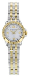 Raymond Weil Raymond Weil Tango 5799-STP-97001 Stainless Steel Quartz Ladies Watch (10602)