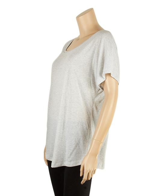 Troo Cotton T Shirt Gray