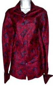 Banana Republic Cotton Top Paisley