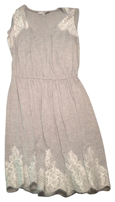 Preload https://img-static.tradesy.com/item/1049586/robert-rodriguez-heather-grey-knee-length-short-casual-dress-size-12-l-0-0-650-650.jpg