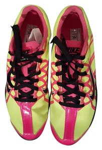 Nike Neon Green, Neon Pink Athletic