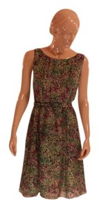 Jessica Howard Chiffon Polyester Floral Dress
