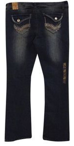 South Pole Collection Boot Cut Jeans