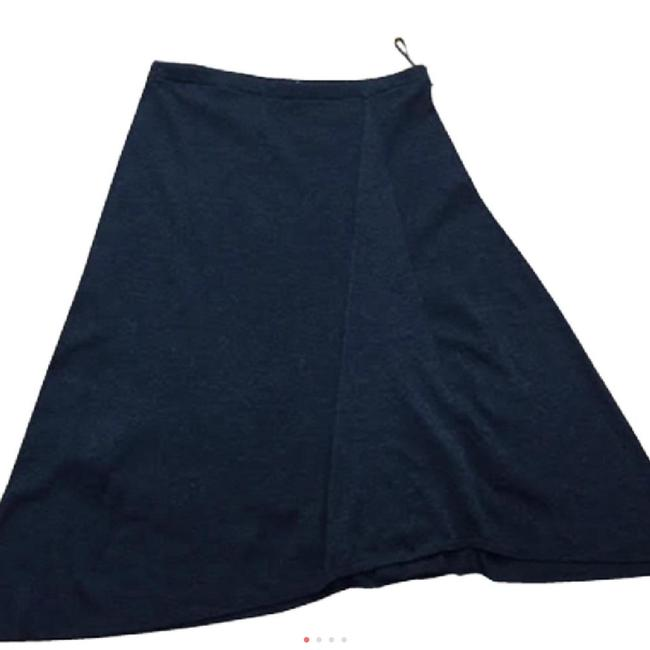 Eileen Fisher Skirt Charcoal Grey