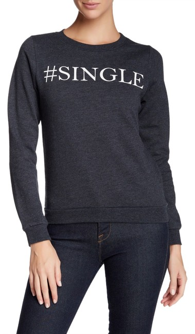 Preload https://item3.tradesy.com/images/recycled-karma-gray-single-charcoal-pullover-sweatshirthoodie-size-16-xl-plus-0x-10498222-0-1.jpg?width=400&height=650