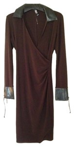 Laundry by Shelli Segal short dress Brown on Tradesy