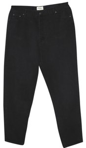 Eddie Bauer Tapered Denim Straight Leg Jeans-Dark Rinse