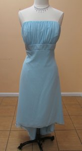Alfred Angelo Robins Egg Blue 6455 Dress
