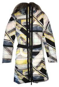 Emilio Pucci Warm Puffer Long Fur Coat