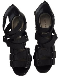 Gianni Bini Black Platforms