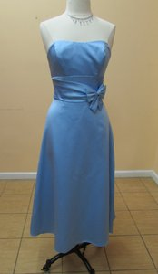 Alfred Angelo Blue Jay 6484sn Dress