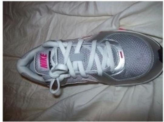 Nike Gray/pink Athletic