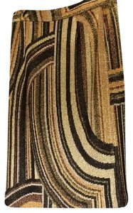 Missoni Skirt Multi- Copper, Brown, & Nude