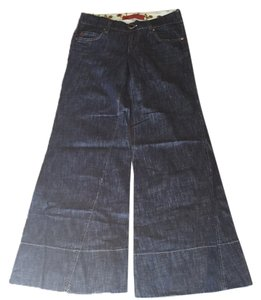 Level 99 Trouser/Wide Leg Jeans