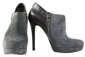 Michael Kors Ankle Bootie grey Platforms