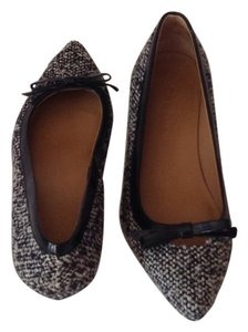 Talbots Black and white tweed Pumps