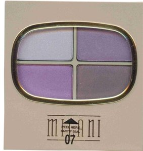 Antonio Melani Milani Eye Shadow Wear Quads ,Wild Violets 07