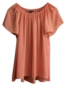 Vince Camuto Top Peach/coral