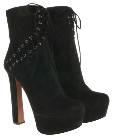 Preload https://item4.tradesy.com/images/alaia-black-suede-platform-with-decorative-laces-bootsbooties-size-us-85-10503718-0-2.jpg?width=440&height=440