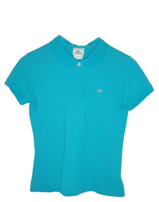 Preload https://item5.tradesy.com/images/lacoste-bright-blue-button-down-top-size-8-m-1050374-0-0.jpg?width=400&height=650