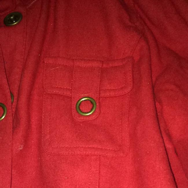 sirens Red Jacket