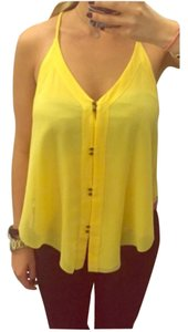 Dolce Vita Top Yellow