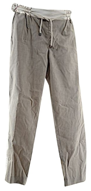 Preload https://item2.tradesy.com/images/fabiana-filippi-gray-light-taupe-wool-po-wsatin-trim-drawstring-42s-relaxed-fit-pants-size-6-s-28-10507801-0-1.jpg?width=400&height=650