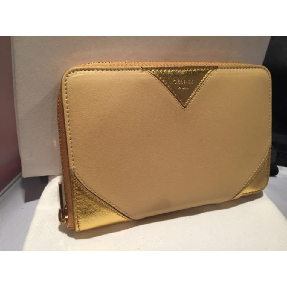 where can you buy celine bags online - C��line Medium Zip Around Wallet - 22% Off Retail - Tradesy