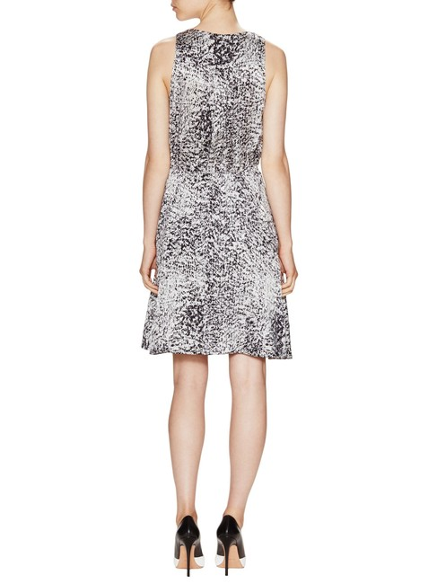 Rebecca Taylor Sleeveless Silk Summer Resort Dress