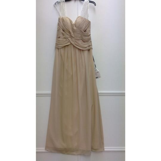 Preload https://img-static.tradesy.com/item/10508530/bari-jay-beige-chiffon-formal-bridesmaidmob-dress-size-14-l-0-1-540-540.jpg