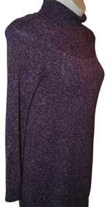 Daisy Fuentes short dress purple/mauve/cream on Tradesy
