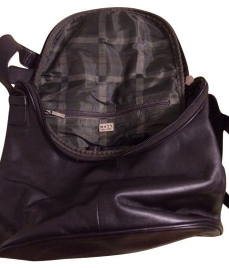 Preload https://item2.tradesy.com/images/maxx-new-york-brown-man-made-material-hobo-bag-10509241-0-1.jpg?width=440&height=440
