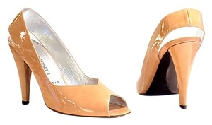 Bruno Frisoni brown Pumps