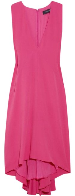 Preload https://item1.tradesy.com/images/thakoon-pink-silk-crepe-mid-length-cocktail-dress-size-8-m-10509430-0-5.jpg?width=400&height=650