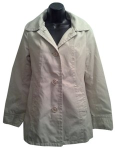 Esprit Jacket Beige Trench Coat