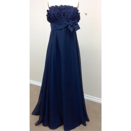Preload https://img-static.tradesy.com/item/10509856/pronovias-navy-taffeta-4118-new-formal-bridesmaidmob-dress-size-12-l-0-0-540-540.jpg